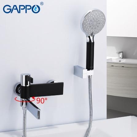 Смеситель для ванны Gappo Atlantic G3281