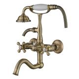 Смеситель для ванны Kaiser Carlson Style 44422-1