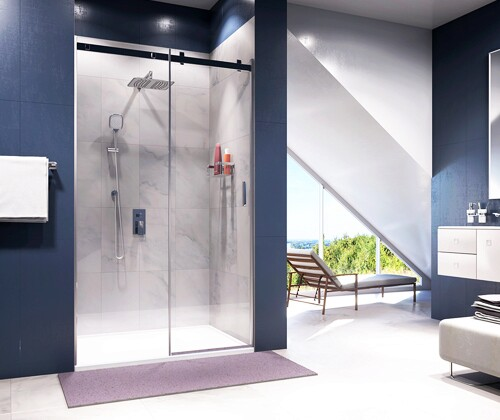 Душевая дверь Wasserkraft Alme 15R05