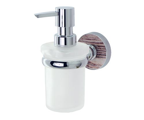 Дозатор для жидкого мыла Wasserkraft Regen K-6999