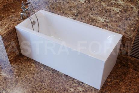 Мраморная ванна Астра-Форм Нью-Форм 170х70