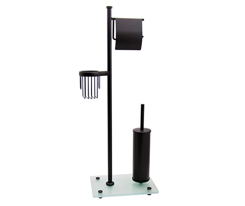 Стойка для ванной Wasserkraft K-1264 Black