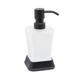 Дозатор для жидкого мыла Wasserkraft Amper K-5499 Black