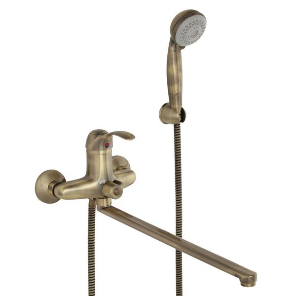 Смеситель для ванны Veragio Grazia Bronzo VR.GRA-3505.BR
