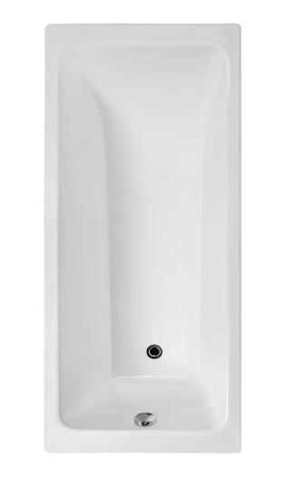 Чугунная ванна Wotte Line 160х70