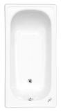 Стальная ванна Maroni Simple 160х70