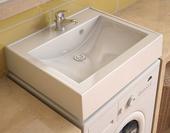 Раковина над стиральной машиной Эстет Комфорт 60