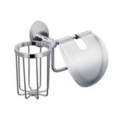 Держатель туалетной бумаги Fixsen Europa FX-21809+10