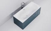 Мраморная ванна Астра-Форм Лира 170х75
