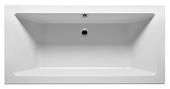 Акриловая ванна Riho Lugo Velvet 180х80