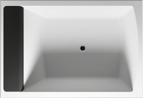 Акриловая ванна Riho Savona 190х130