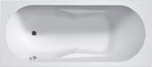 Акриловая ванна Riho Bathtubs Lazy 170х75 L