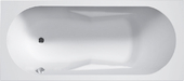Акриловая ванна Riho Bathtubs Lazy 180х80 L