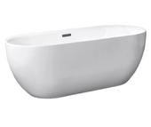 Акриловая ванна Aquanet Delight 170х78