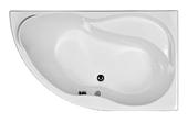 Акриловая ванна Aquanet Graciosa 150х90 R