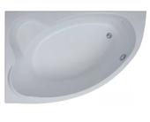 Акриловая ванна Aquanet Lyra 150х100 L