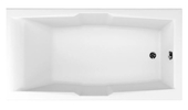 Акриловая ванна Aquanet Vega 190х100
