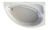 Акриловая ванна Vannesa Модерна 160х100 R