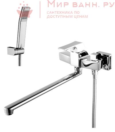Смеситель для ванны Lemark Unit LM4517C
