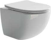 Унитаз подвесной Ceramica Nova Forma CN3009
