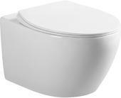Унитаз подвесной Ceramica Nova Pearl CN8001