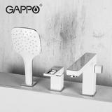 Смеситель на борт ванны Gappo G1117-8