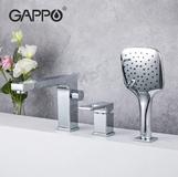 Смеситель на борт ванны Gappo G1118