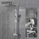 Душевая стойка Gappo G2418-1
