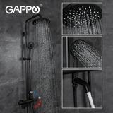 Душевая стойка Gappo G2490-6