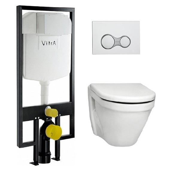 Инсталляция с унитазом VitrA S50 9003B003-7200