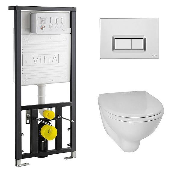 Инсталляция с унитазом VitrA Arkitekt 9005B003-7211