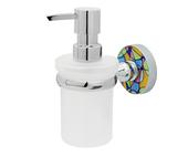 Дозатор для жидкого мыла Wasserkraft Diemel K-2299