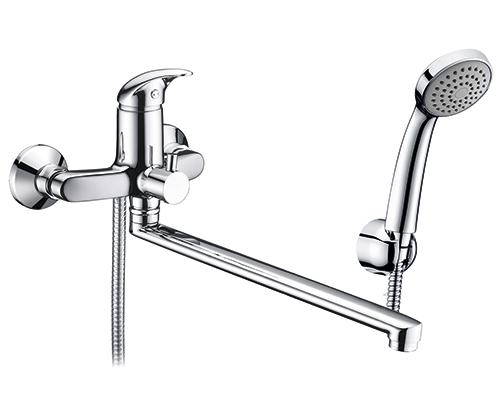 Смеситель для ванны Wasserkraft Isen 2602L