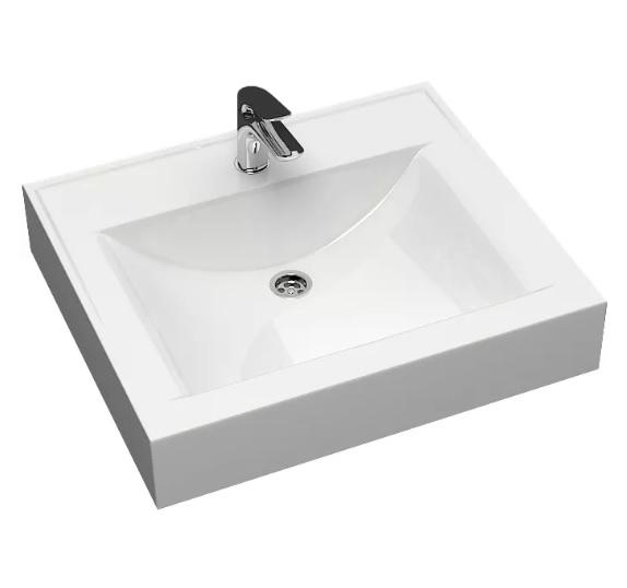 Смеситель для ванны Wasserkraft Lossa 1201