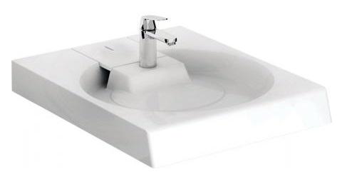 Раковина над стиральной машиной PAA Claro Grande