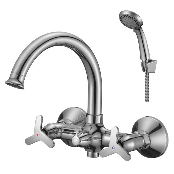 Смеситель для ванны Rossinka RS40-83