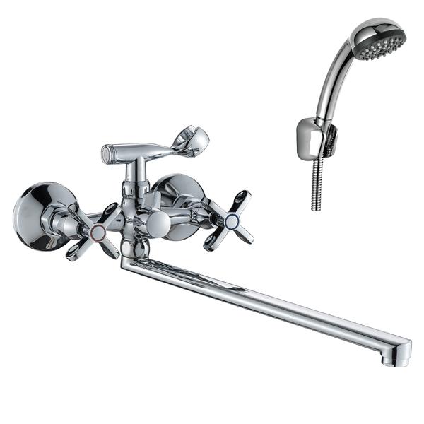 Смеситель для ванны Rossinka RS42-80