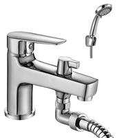 Смеситель для ванны Rossinka S35-38