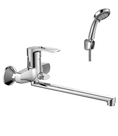 Смеситель для ванны Rossinka T40-32