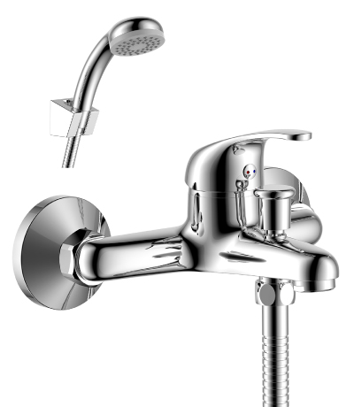 Смеситель для ванны Rossinka Y35-31