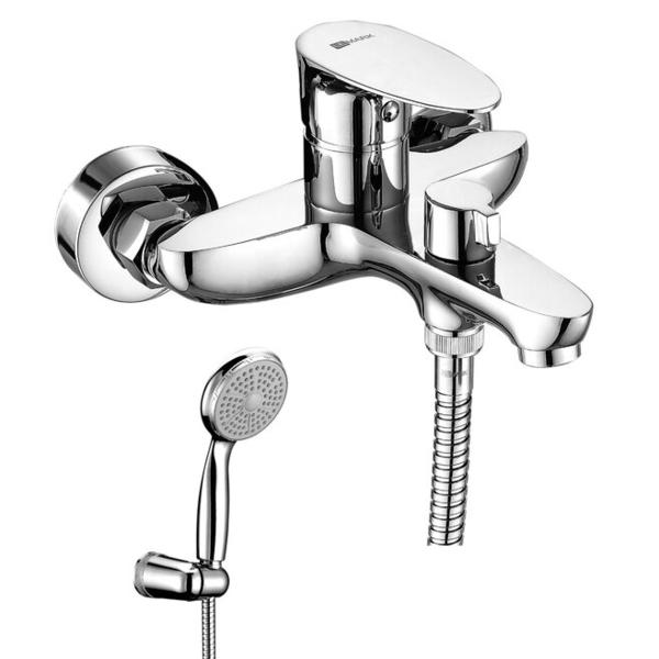 Смеситель для ванны Lemark Nero LM0214C