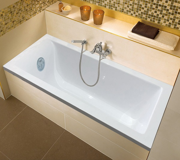 Мраморная ванна Marmo Bagno Ницца 170x80