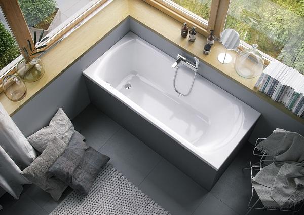 Мраморная ванна Marmo Bagno Глория 160х70