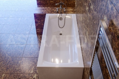 Мраморная ванна Астра-Форм Нью-Форм 160х70