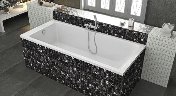 Мраморная ванна Marmo Bagno Ницца 150x74