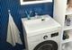 Раковина над стиральной машиной Aqua Symphony Jazz 60