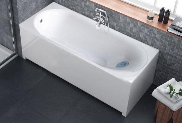 Мраморная ванна Marmo Bagno Патриция 170х75