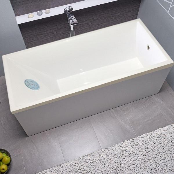 Мраморная ванна Marmo Bagno Милано 170х75