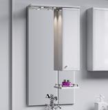 Зеркало-шкаф Aqwella Барселона 55