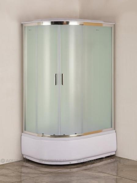 Душевая кабина Aquanet SC-1200Q-R 120x80 рифленое стекло